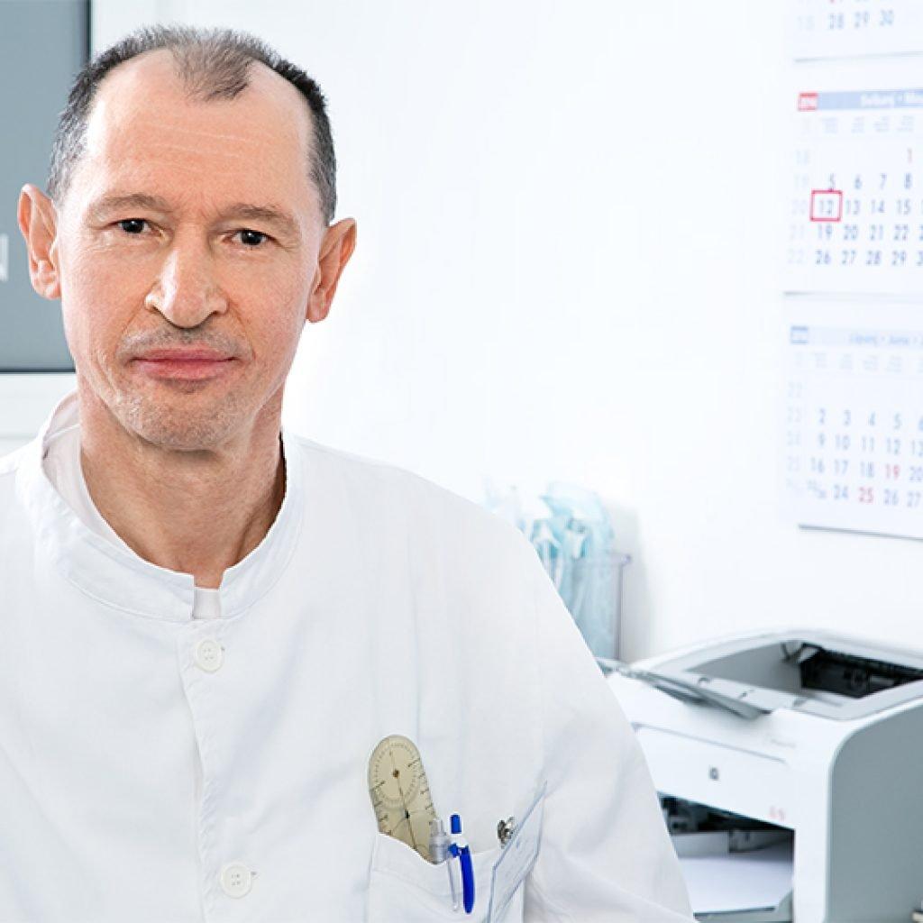 prof. Ranko Bilić, specijalist za šaku i ruku
